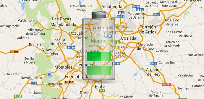 Pueden localizar tu móvil con la batería.