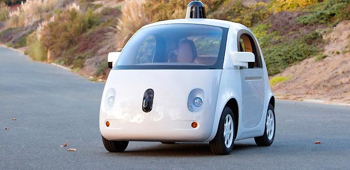 Google y su coche eléctrico autónomo.