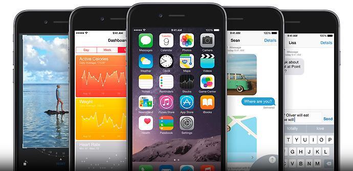 Beta de iOS 8.4 de Apple ya funcionando.