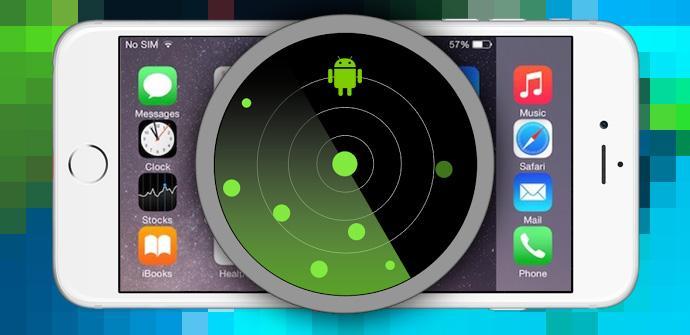 Encuentra tu Android desde un iPhone.