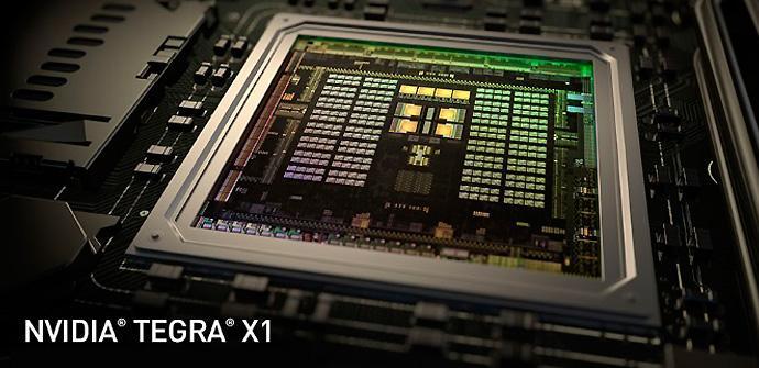 Tegra X1 para el nuevo Shield Tablet.