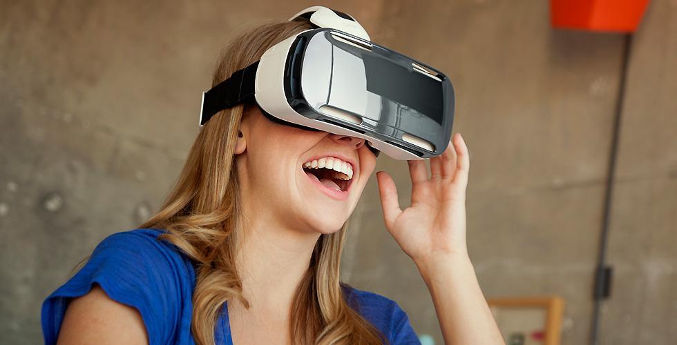 Samsung Gear VR llegan en marzo.