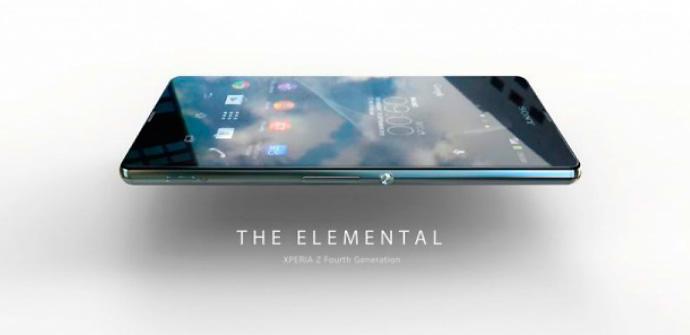 Xperia Z4 se presentará el 2 de marzo.