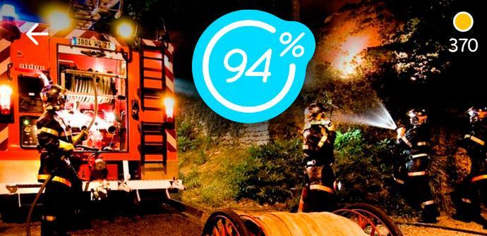 94% para Android e iOS.