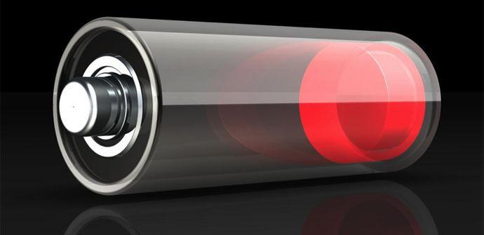 Capacidad de una bateria