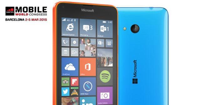 Caracteristicas del Microsoft Lumia 640 XL