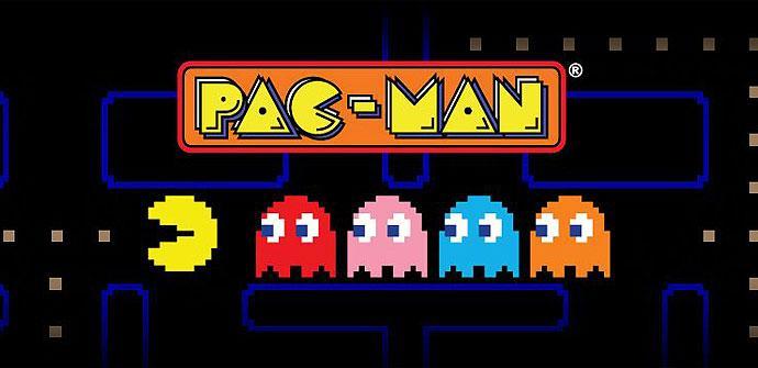 Juego arcade Pac-Man