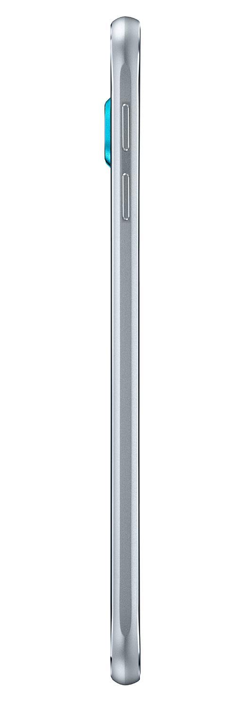 Samsung Galaxy S6 vista de perfil
