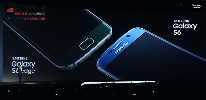 Presentacion del Samsung Galaxy S6