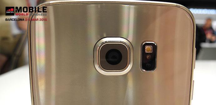 Camara del Samsung Galaxy S6