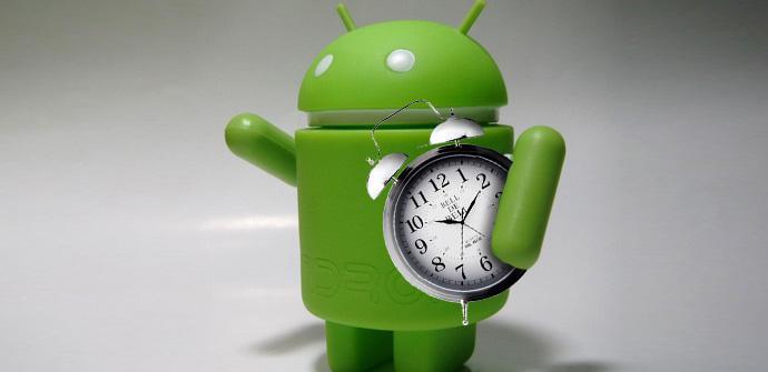 Android 5.1 y las notificaciones hasta la siguiente alarma.
