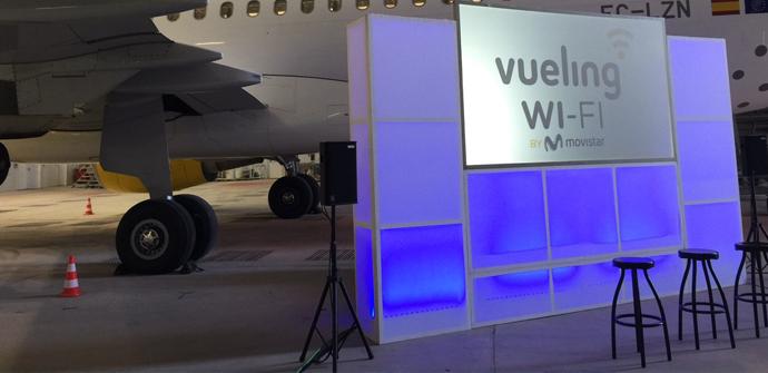 wifi vueling movistar