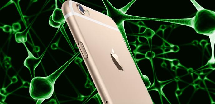 iphone 6 virus