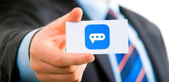 Caliber, chat para contactos de Linkedin.