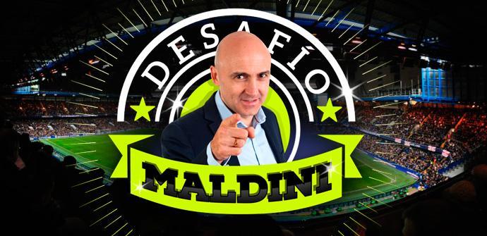 Desafío Maldini para Android.