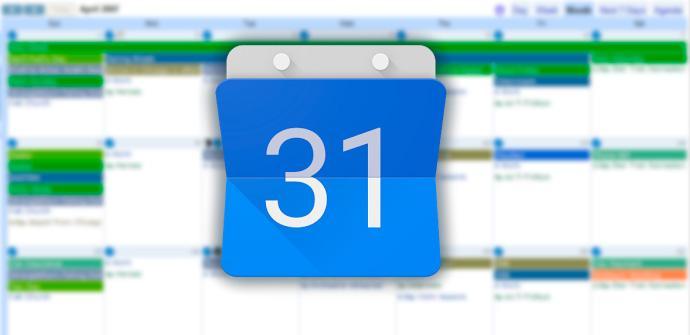 Google Calendar para iPhone.