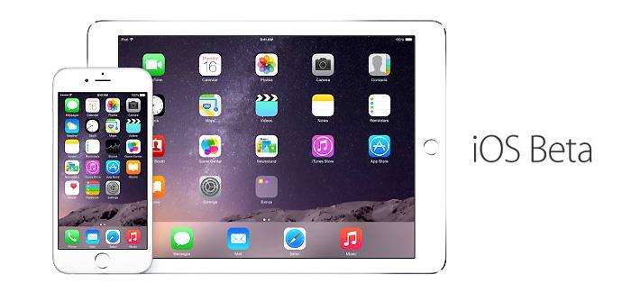 iOS 8.3 entra en el canal de Betas públicas de Apple.