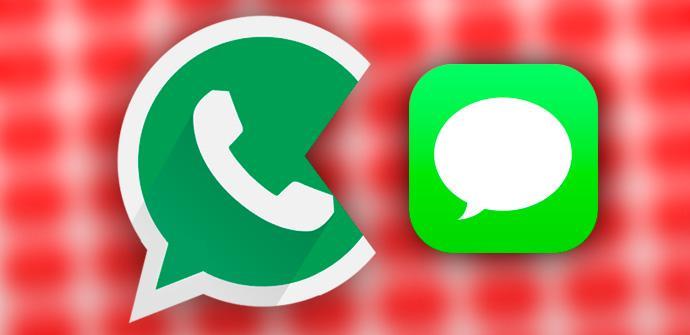 WhatsApp vs SMS.