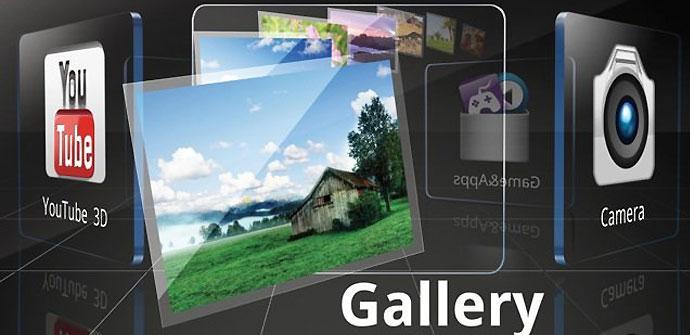 Galeria de imagenes para Android