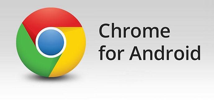 Icono de Google Chrome para Android