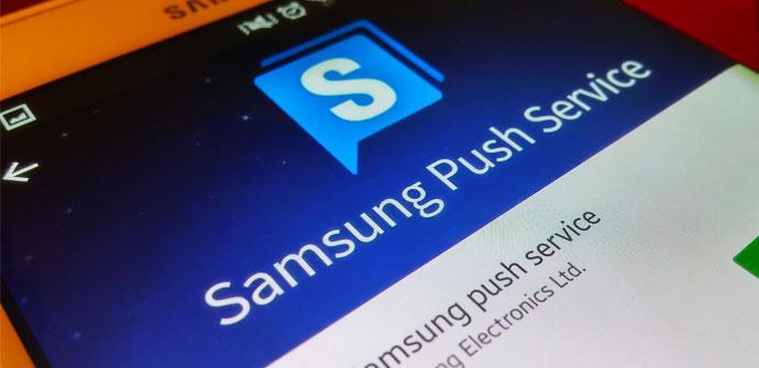 Samsung Galaxy app