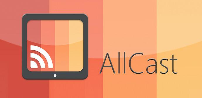 AllCast para Android.