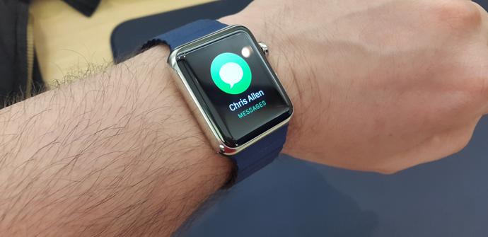 apple watch prueba