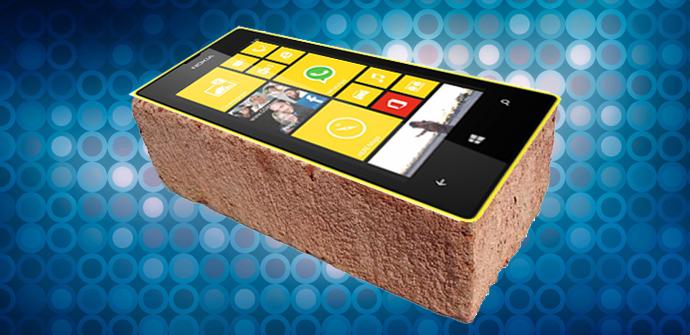lumia 520 brick