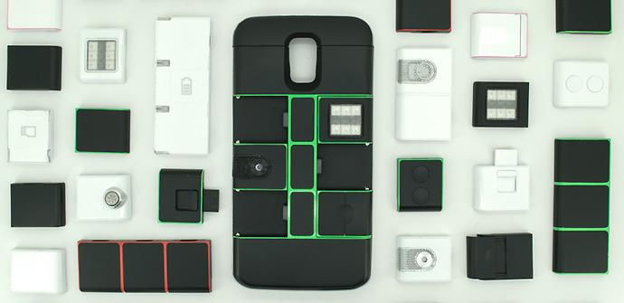 Nexpaq, funda modular para móviles.