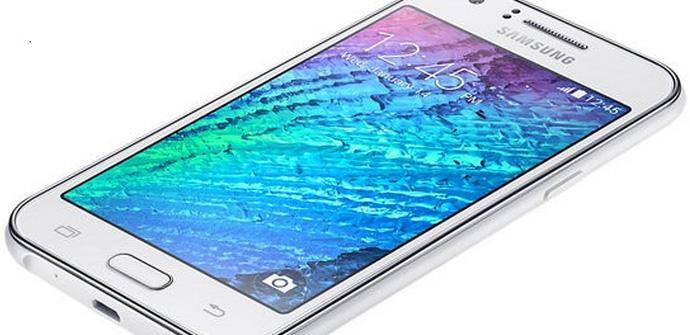 Samsung Galaxy J.