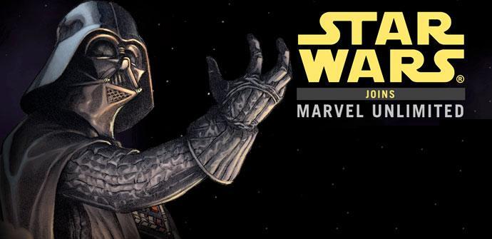 Star Wars cómics Marvel.