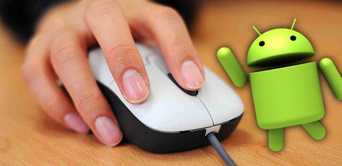 raton inalambrico android