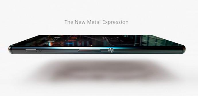 Xperia Z4 'hack' de Sony.