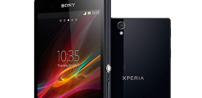Xperia Z de Sony.