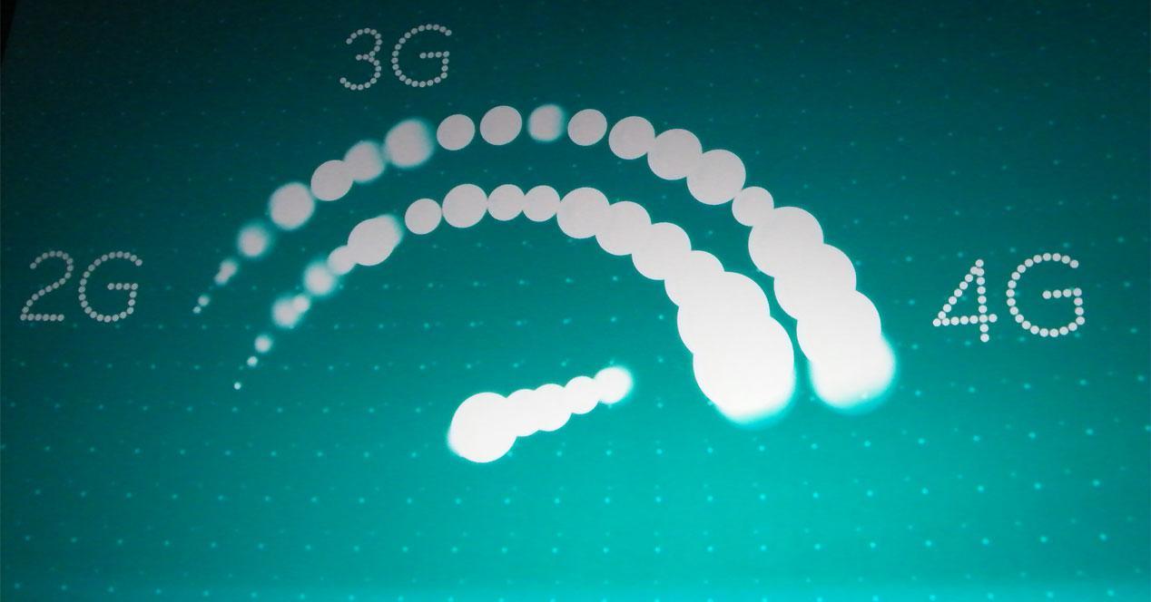 Cobertura 4G en Espana