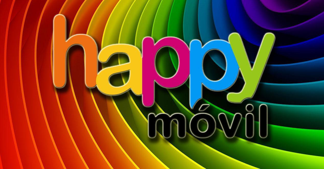 Logo de Happy Movil