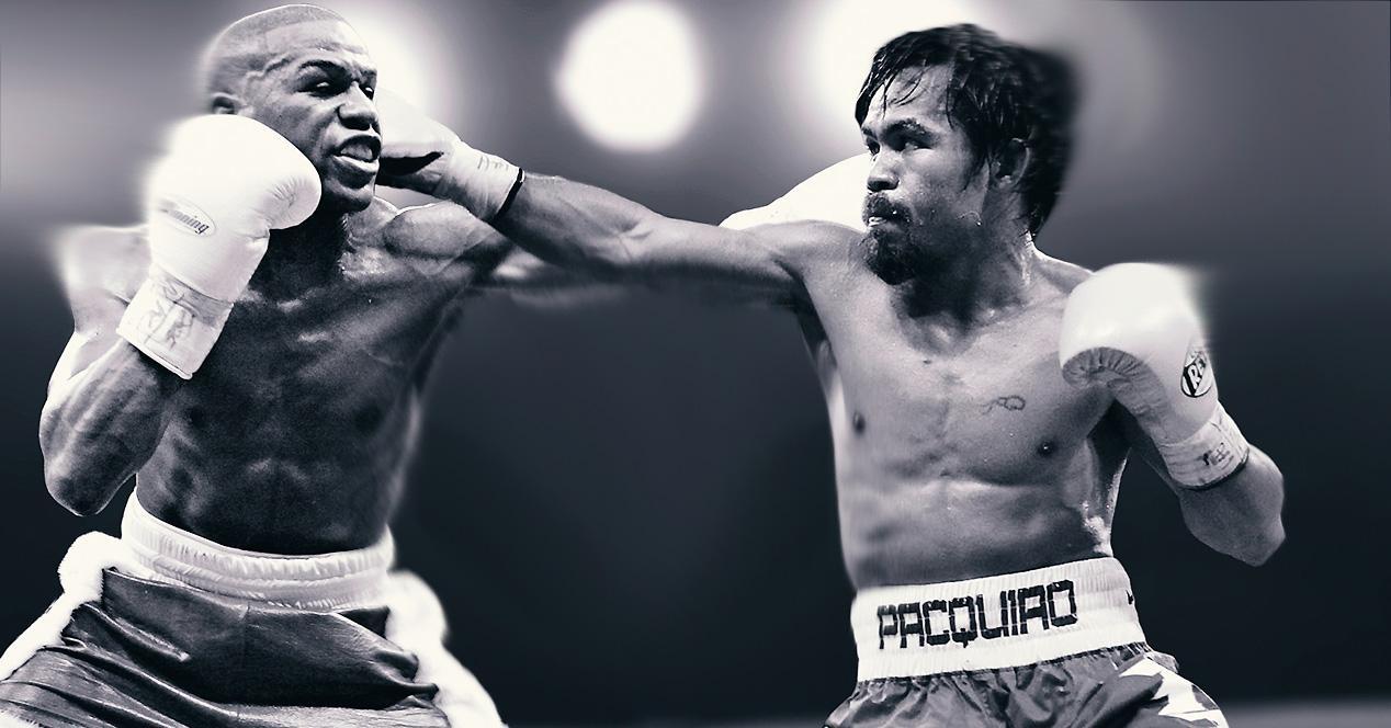 Cómo ver Mayweather vs Pacquiao.