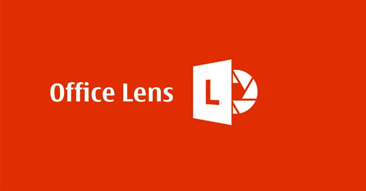 Logo de Office Lens