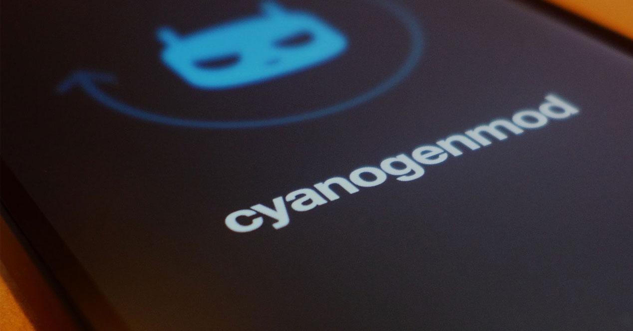 CyanogenMod en dispositivo Android