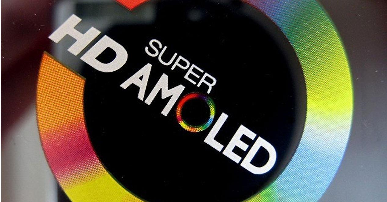 Pantalla Super AMOLED