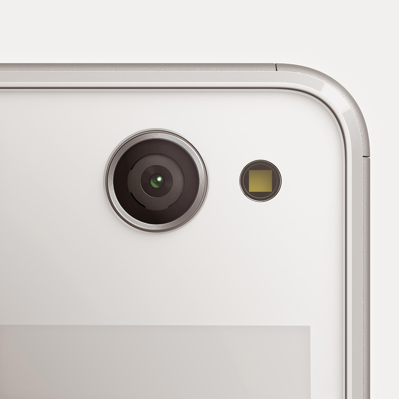 Sony Xperia C4 detalle de la cámara