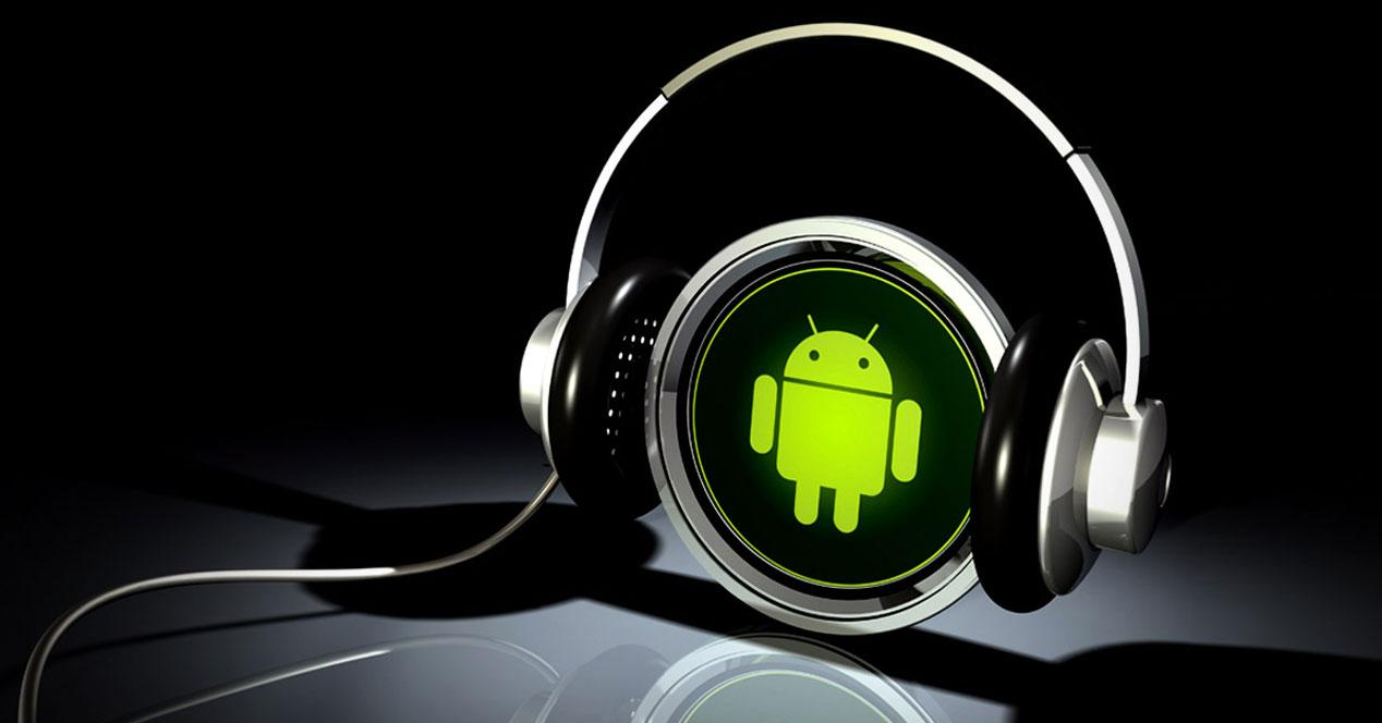 android auriculares