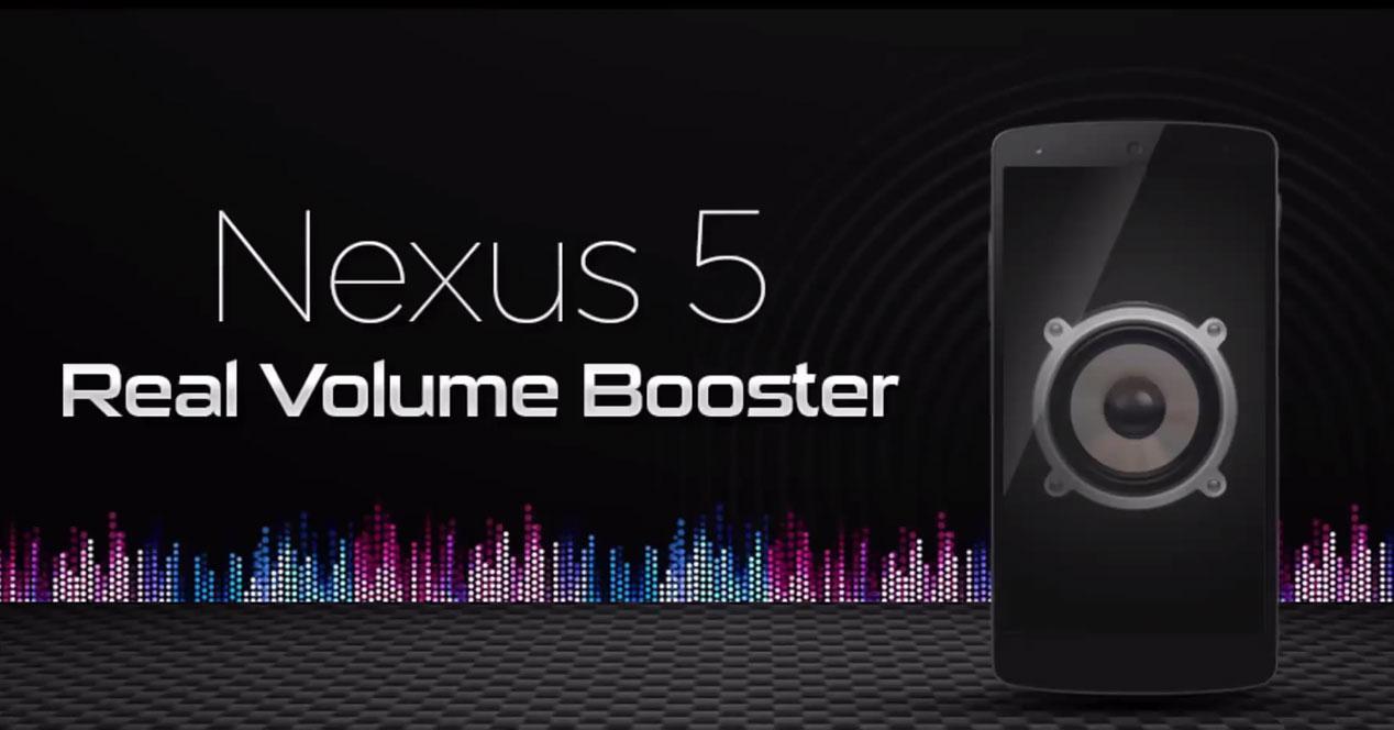 volume boost nexus 5