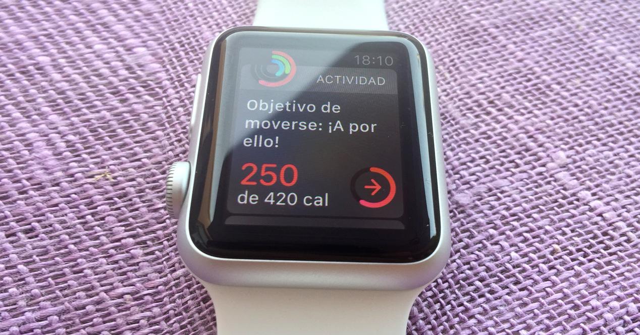 Apple Watch para zurdos.