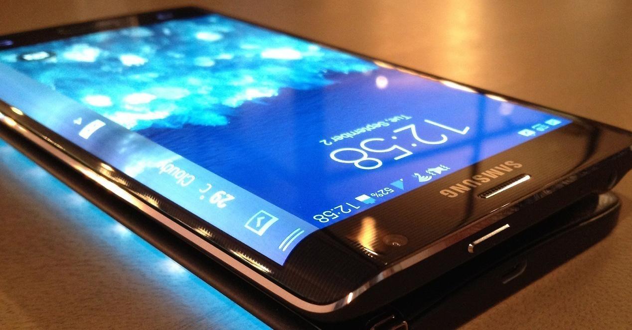 Galaxy Note 4 Edge.