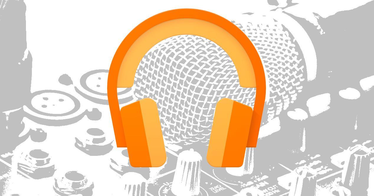 Google Music Chromecast.