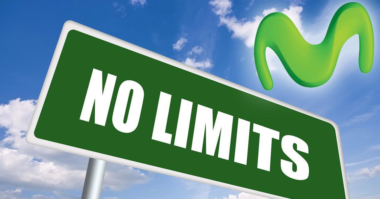 cartel no limits logo movistar