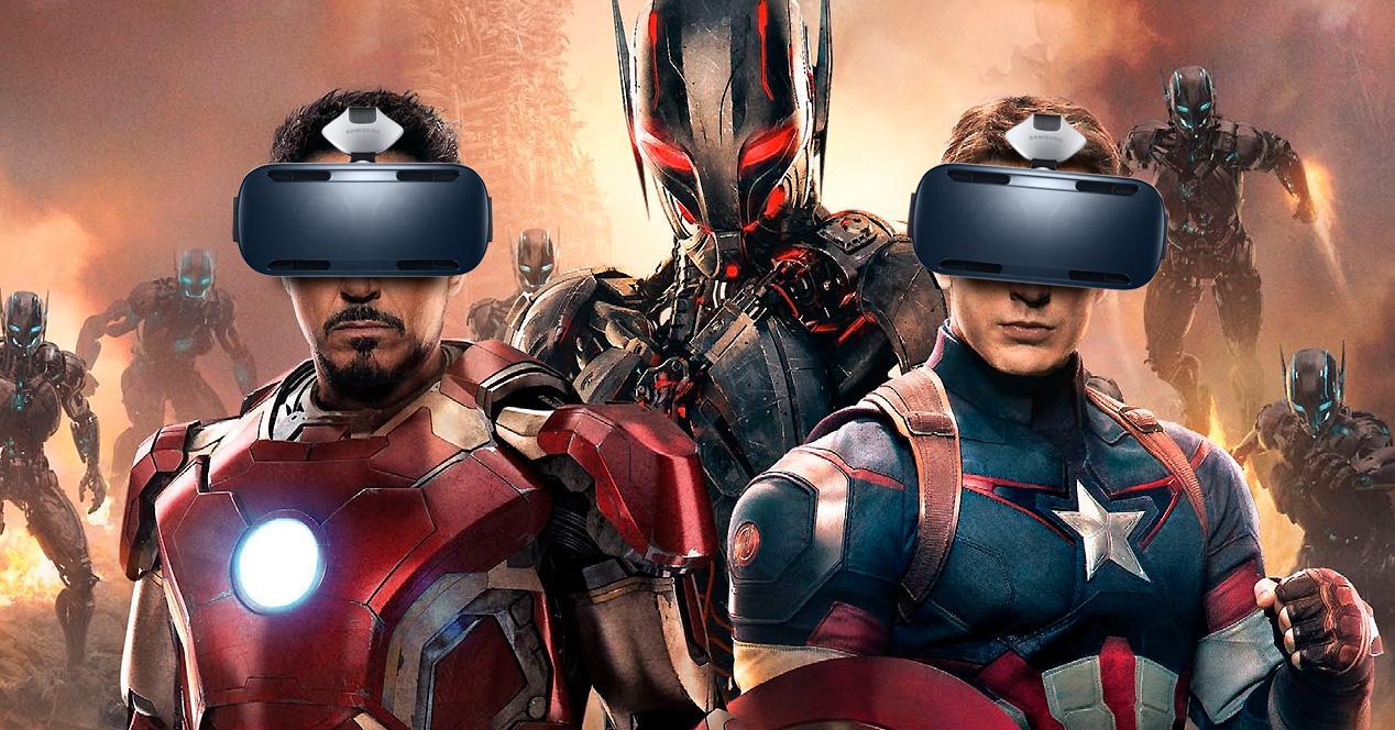 Vídeos 360º de Youtube en Gear VR.
