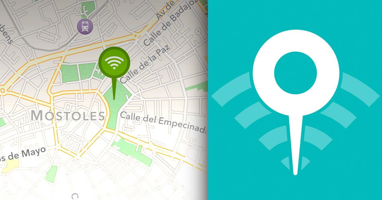 Wifimapper iOS y Android.