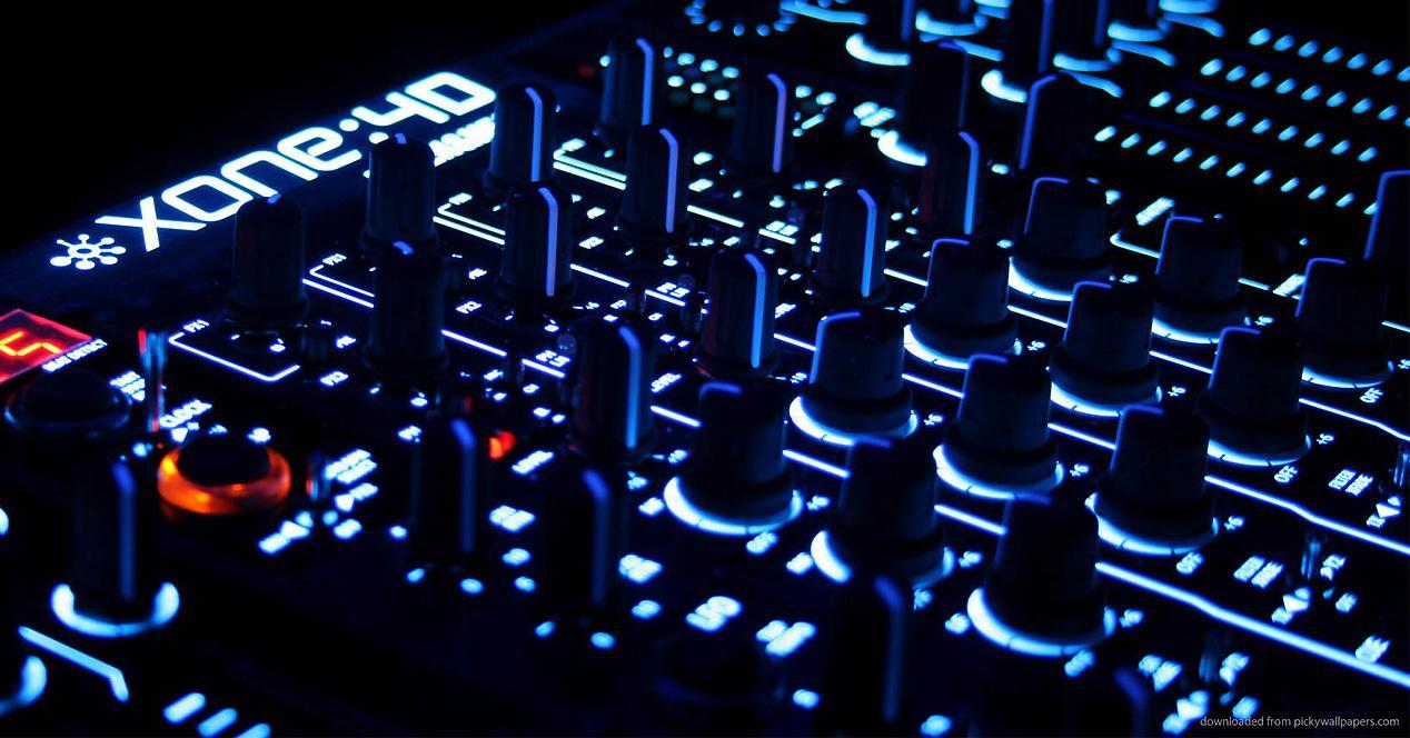 Ajustes de sonido